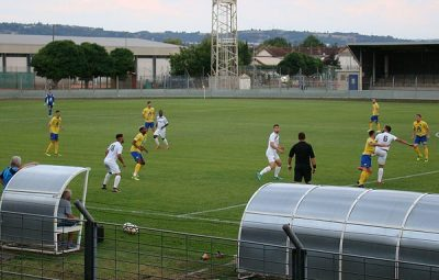 Montluçon Foot match amical face à Moulins Yzeure B