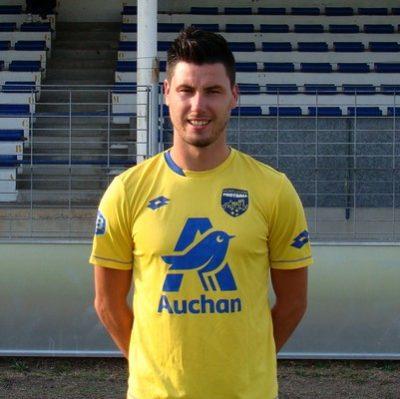 Alexandre Clamont Montluçon foot