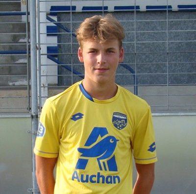 Alexis Arnaud Montluçon foot