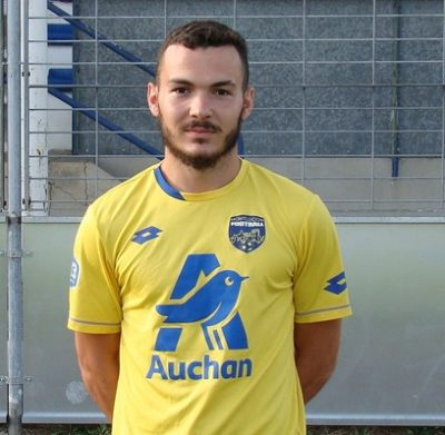 Antoine Mendes Montluçon foot