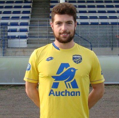 Baptiste Renon Montluçon foot