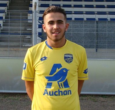 Jérôme Salgado Montluçon foot