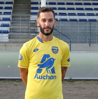 Jordan Blasco Montluçon foot