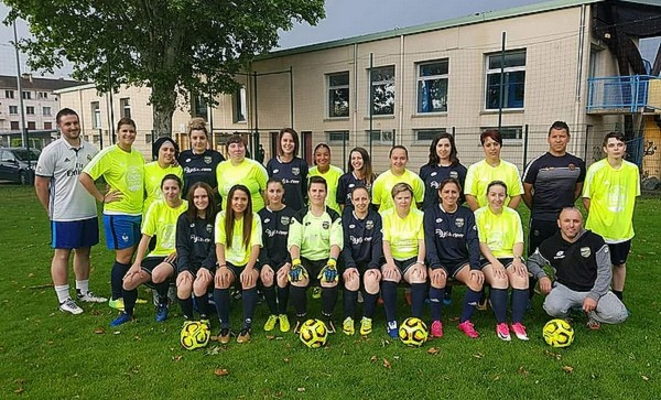 Montluçon foot féminines