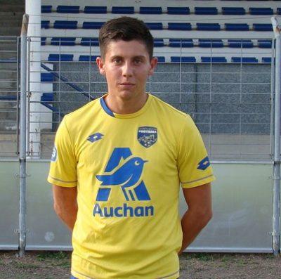 Quentin Lallemand Montluçon foot