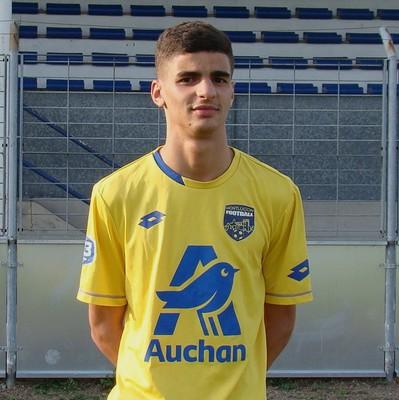 Sofiane Keddache Montluçon foot