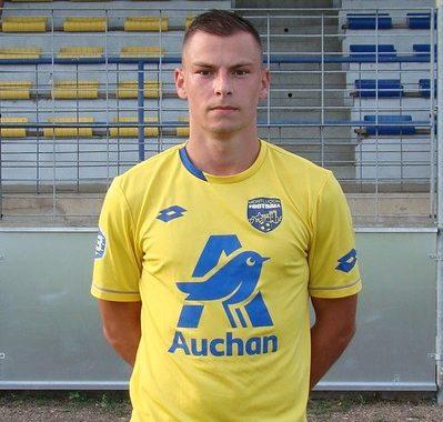 Tommy Bougneux Montluçon foot