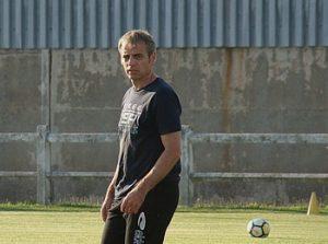 Mickaël Ribérol coach adjoint Montluçon foot