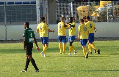 Match Montluçon foot - Bourges Foot