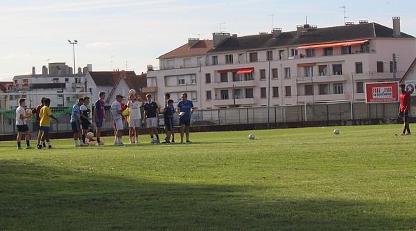 Montluçon foot reprise U18