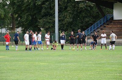 Montluçon foot reprise séniors 2, 3 et 4