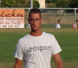Yoann Gaumy Chargé réathlétisation Montluçon foot