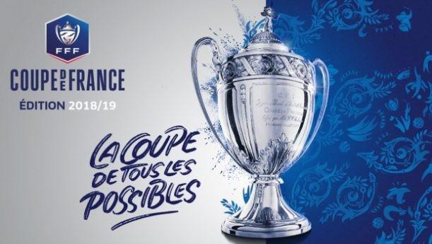 Coupe de France Montluçon Foot