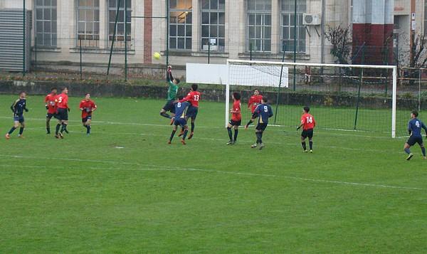 Gambardella U18 Montluçon Foot Clermont Foot