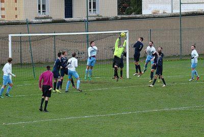 Montlucon Foot - St Germain des Fossés