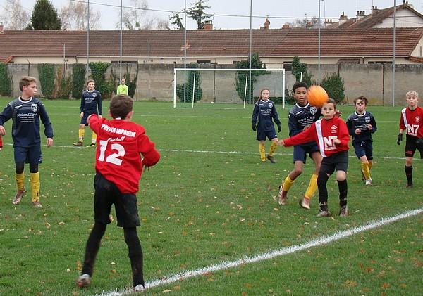 U13 Montluçon Foot