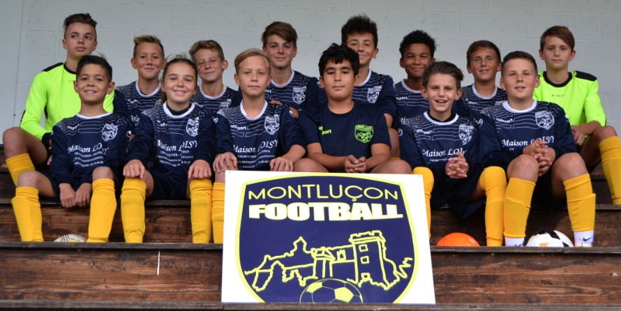 U13 Montlucon Foot