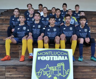 U15 Montluçon Foot