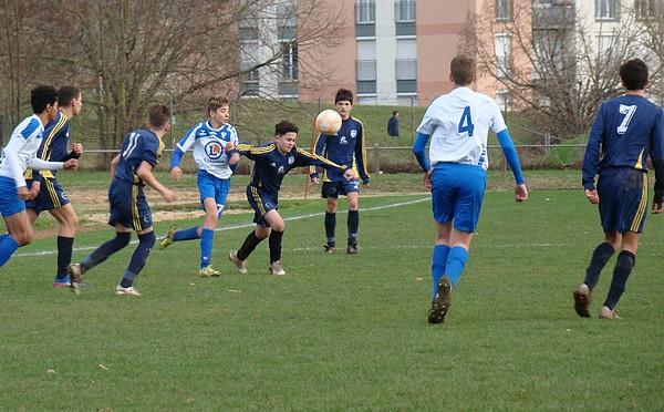 U16 Montluçon Foot