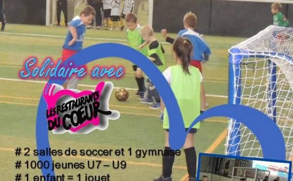 foot de coeur solidaire Montluçon Foot