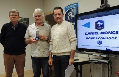 Daniel Monce Montluçon Foot