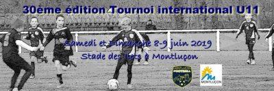 Tournoi U11 Montluçon