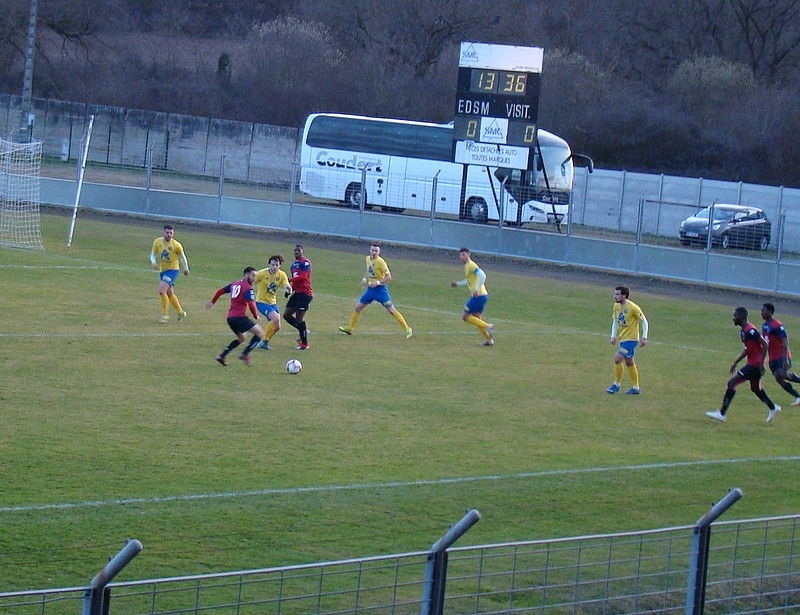 Montluçon Foot - Clermont Foot B