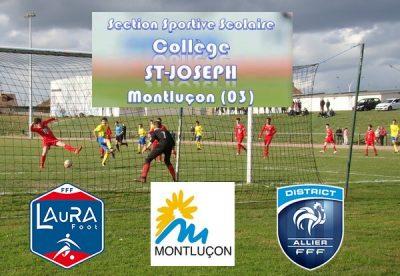 Montmuçon Foot section sportive