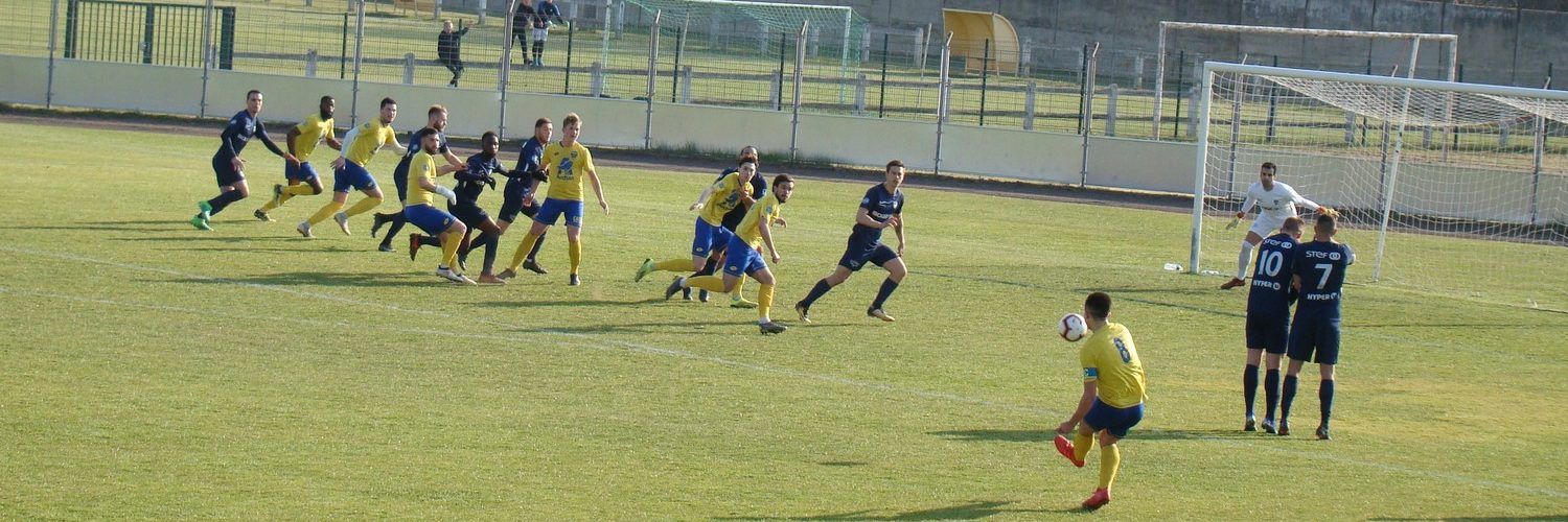 Montlucon Foot contre Rumilly