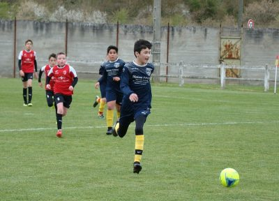 U13 2ère division Montluçon Foot