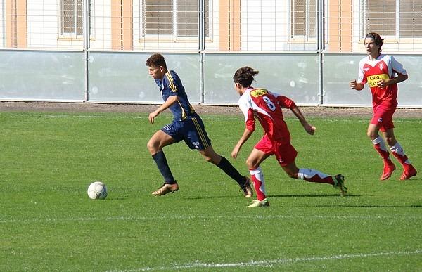 Safwane Ben Nasr U16 Montluçon Foot
