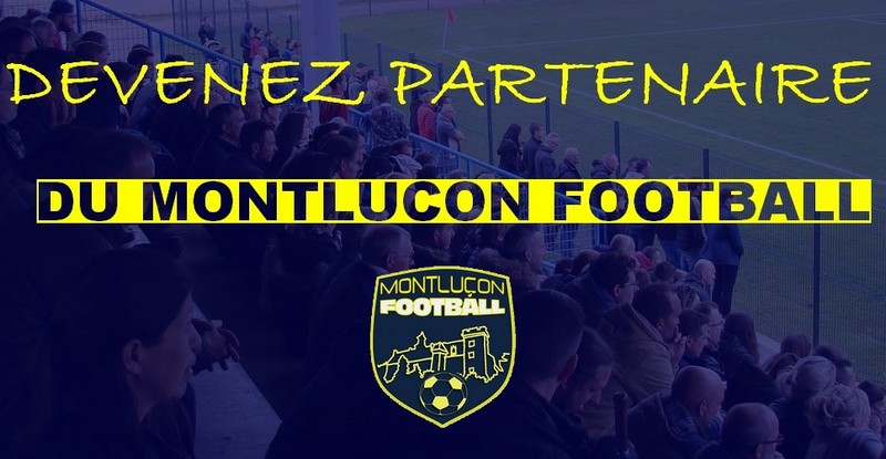 Montluçon Football partenaires