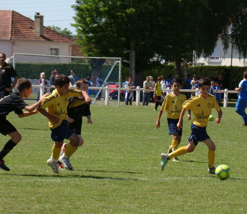 U11 Montluçon Foot