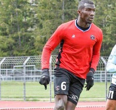 Alioune Mbaye Montluçon Foot