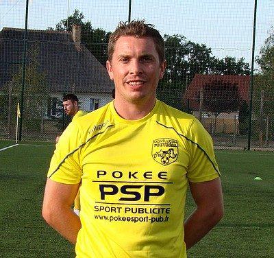 Jonathan Perot Montluçon Foot