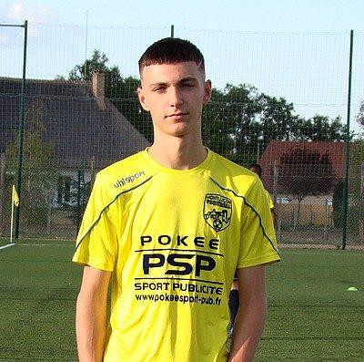 Joris Molinari Montluçon Foot