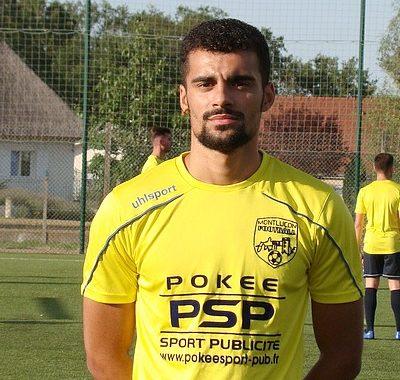Lucas Placide Montluçon Foot