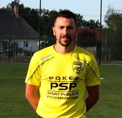 Morgan Krache Montluçon Foot
