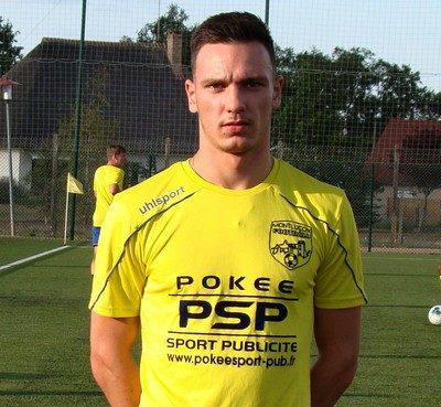 Nathan Lalbertier Montluçon Foot