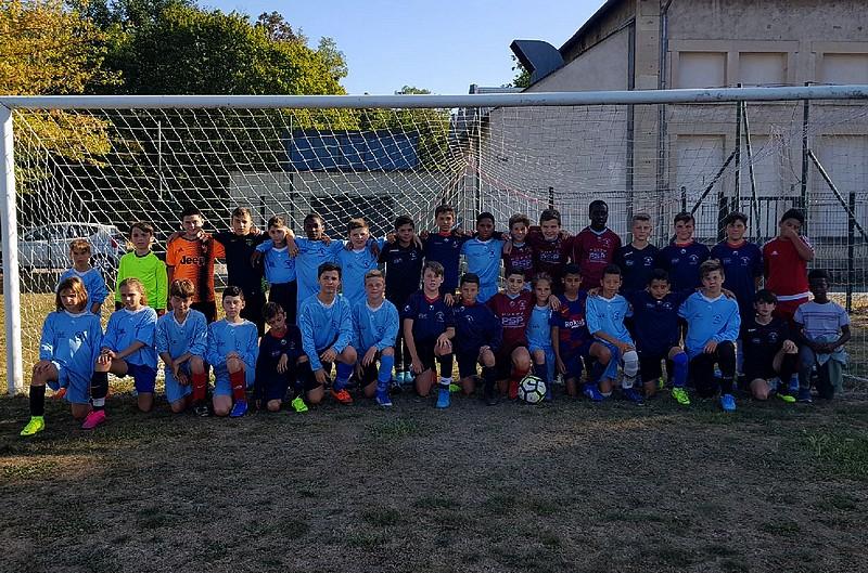 Section sportive Montluçon Foot
