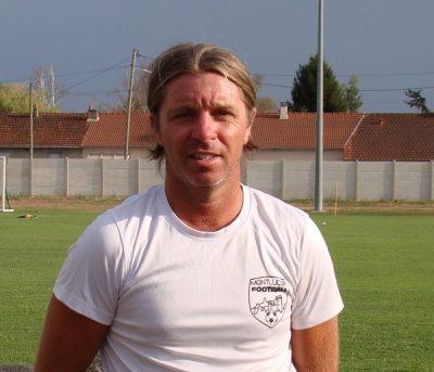 Mickaël Bessaque Montluçon Foot