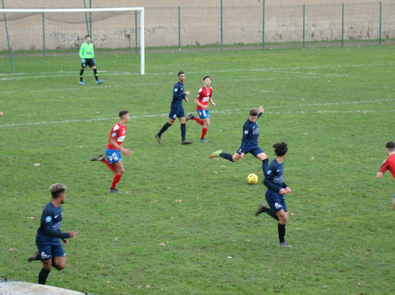 U17 Montluçon Foot