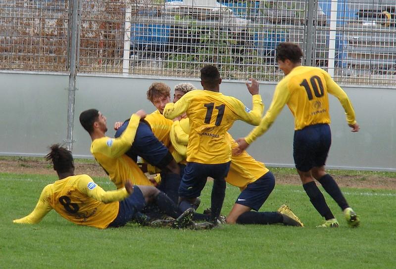 U17 Montluçon Foot - Dojon FCO