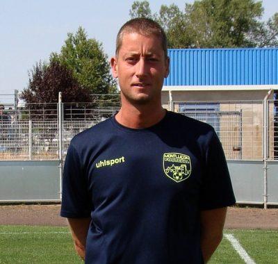 Yoann GAUMY Montluçon Foot