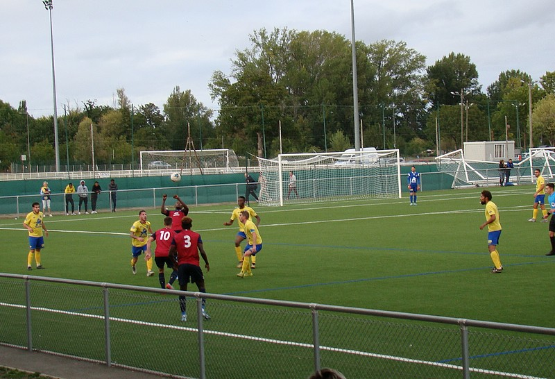 Clermont Foot B Montluçon Foot