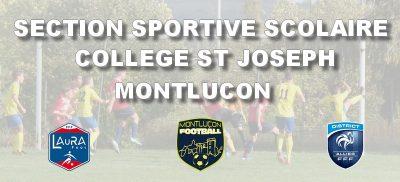 Montluçon Foot section sportive