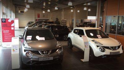 Bony Automobiles Nissan Montluçon