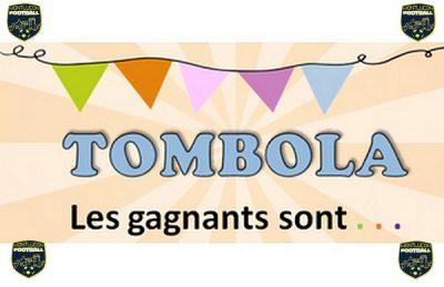 Tombola Montluçon Foot