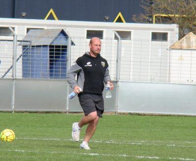 Mathieu Mendes Montluçon Foot