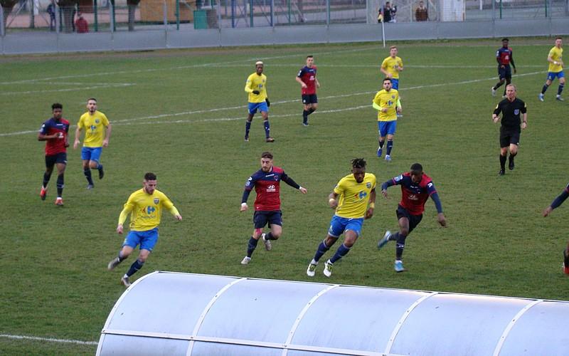 Montluçon Foot Clermont Foot B